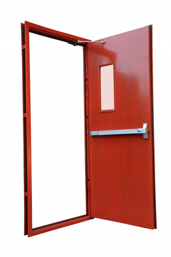 3HR UL Listed Fire Door-Single Lift